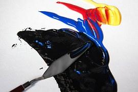 Nettoyer le cuir taché de peinture
