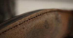 Travail du piqueur cuir